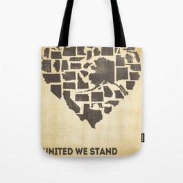 United we stand - Vintage  Tote Bag