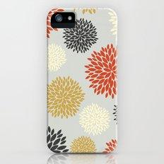Fleur iPhone (5, 5s) Slim Case
