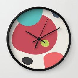 Abstract No.12 Wall Clock