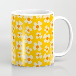 New Flower Daisy Yellow Coffee Mug