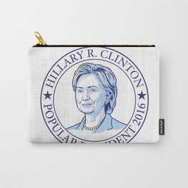 POPULAR PRESIDENT SEAL Carry-All Pouch