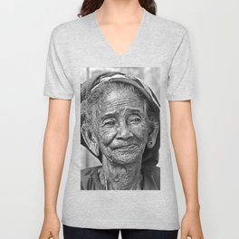 Once upon a Time in VIETNAM Unisex V-Neck