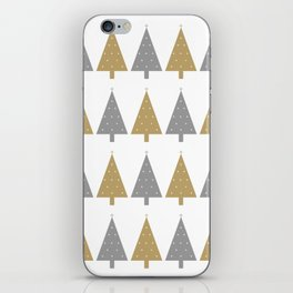 Christmas & New Year iPhone Skin