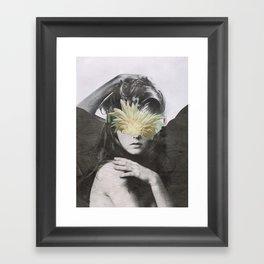 WOMAN 9/30 (2015) Framed Art Print