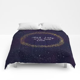High Lady of the Night Court Comforters