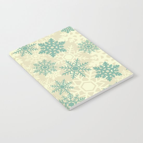 Snowflakes #2 Notebook