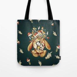 Toadstool Spirit Tote Bag