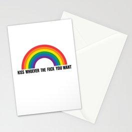 Pride Rainbow Stationery Cards