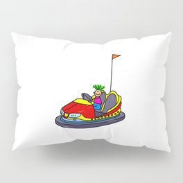 Dodgem Kid Pillow Sham