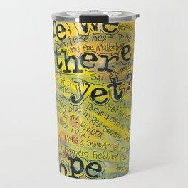 Europe by Seattle Artist Mary Klump Travel Mug