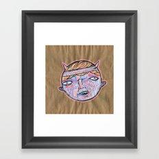 RR Framed Art Print