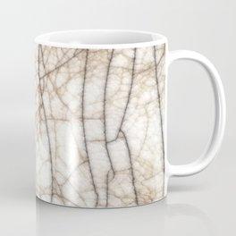 Raku crackles Coffee Mug