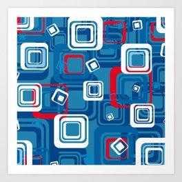 Shapes #01 Art Print