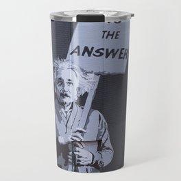 Love is the Answer Travel Mug