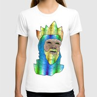 medieval T-shirts featuring Medieval King by Dusty Goods
