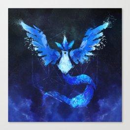 Mystical Avian Canvas Print