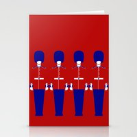 uk Stationery Cards featuring UK by Marcus Wild