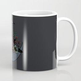 Moon Blossom Coffee Mug