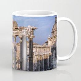 Roman Ruins - Vintage photography Coffee Mug