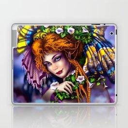 Fairy love and magic Laptop & iPad Skin
