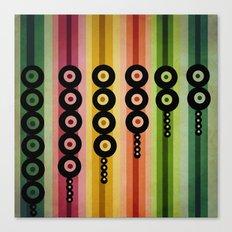door beads Canvas Print