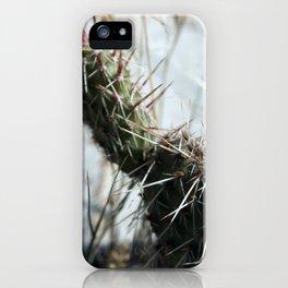 Hostile iPhone Case