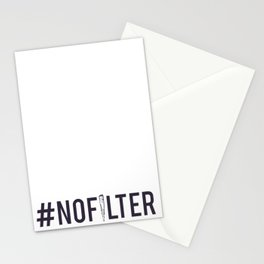 #nofilter Stationery Cards
