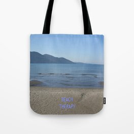 Beach Therapy Tote Bag