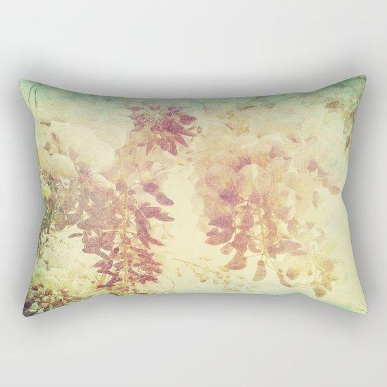 Wisteria dreams Rectangular Pillow