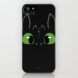 Cute dragon iPhone Case