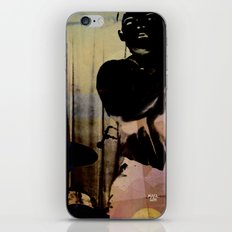 ian iPhone & iPod Skin