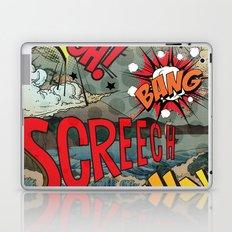 Hiroshige Comic Pop Art Laptop & iPad Skin