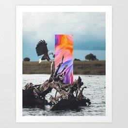 H/26 Art Print