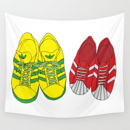 Shoe Love Wall Tapestry