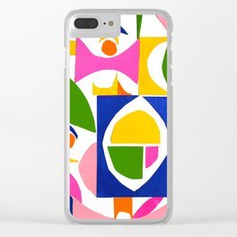 tango in the lemon tree ... Clear iPhone Case