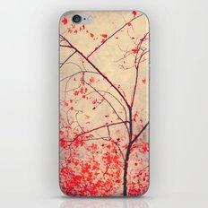 trees VI iPhone & iPod Skin