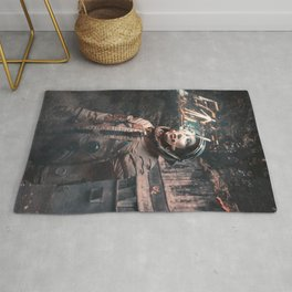 Uknown Entity Detected Rug