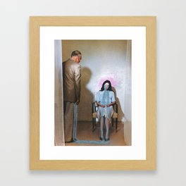 The Unmoved Mover Framed Art Print