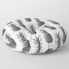 Pineapple Pattern 01 Floor Pillow