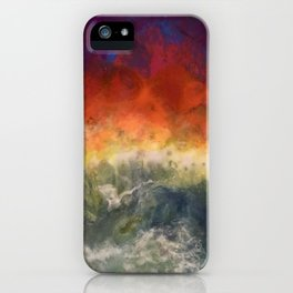 """""""Storm"""" by Laurie Ann Hunter iPhone Case"""