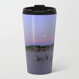 Nighttime at the Beach Travel Mug