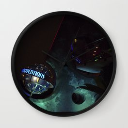 Innoventions At Night II Wall Clock