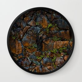 Mother of Thousands Wall Clock
