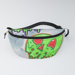 Poisoned Candy Apples Fanny Pack