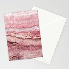 Mystic Stone Blush Stationery Cards