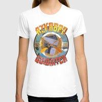 quidditch T-shirts featuring AZKABAN QUIDDITCH TEAM VINTAGE by karmadesigner