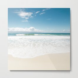 The Voice of Water Metal Print