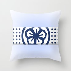 The Karate Kid - Digital Work Throw Pillow