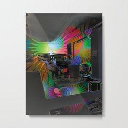 Carart Metal Print