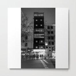 Vertical parte 1 Metal Print